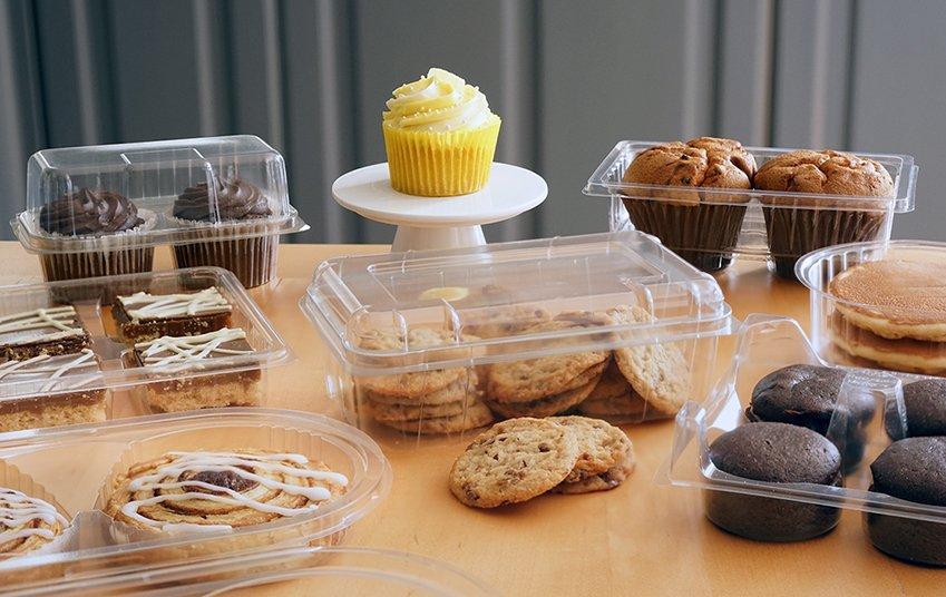 Bakery product range