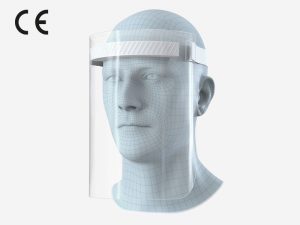Face Visor with foam headband
